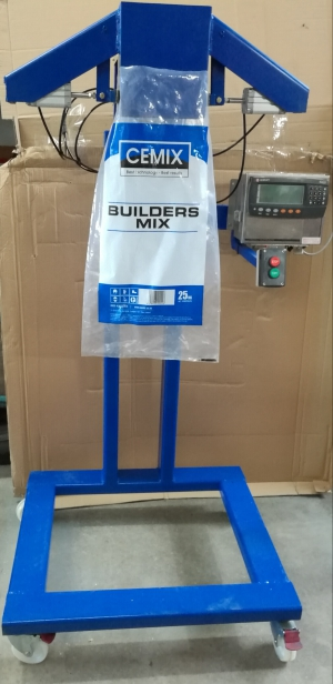 Weighing Bag Filler